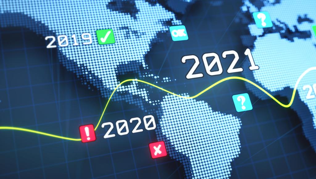 Passando para 2021: como o RH deve se preparar para o longo caminho de recuperação