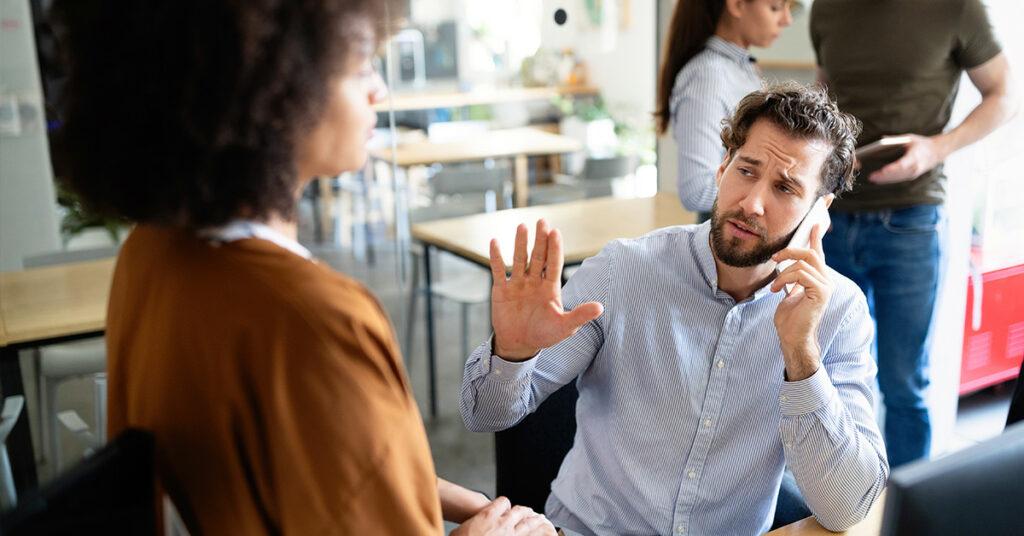 Uma reflexão sobre más lideranças: não seja uma mangueira
