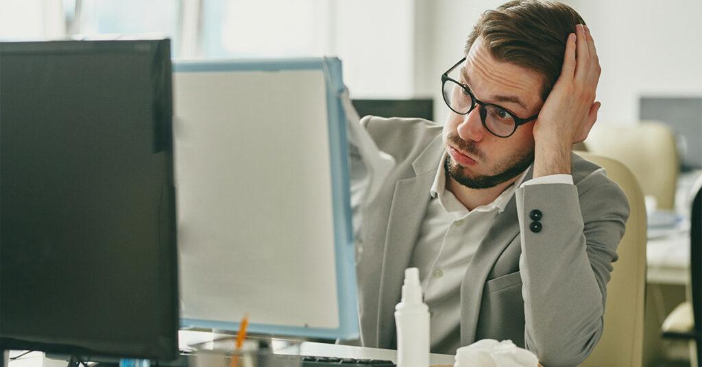 Precisa relatar um problema ao seu gerente? Aqui está o que você deve fazer