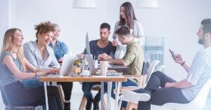 Como construir uma cultura corporativa pela qual você se preocupa